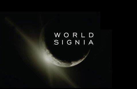 מיתוג לחברת WORLD SIGNIA