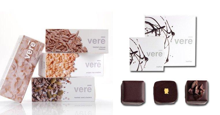 אריזות השוקולד